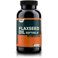 Flaxseed Oil 1000mg (200капс)